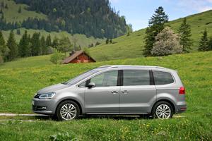 Foto Exteriores-(13) Volkswagen Sharan Monovolumen 2010