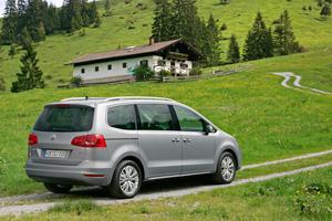 Foto Exteriores-(14) Volkswagen Sharan Monovolumen 2010