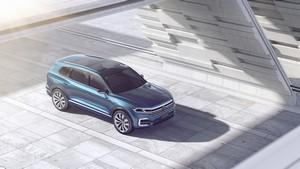 Foto Exteriores 1 Volkswagen T-prime-concept-gte Concept 2016