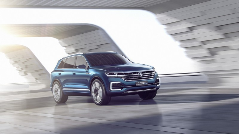 Foto Delantera Volkswagen T Prime Concept Gte Concept 2016
