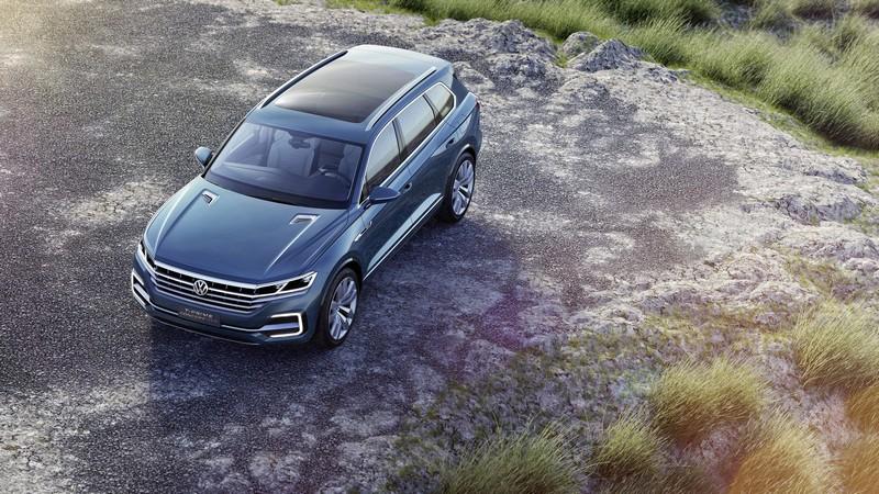 Foto Exteriores Volkswagen T Prime Concept Gte Concept 2016