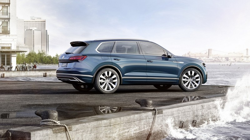Foto Exteriores Volkswagen T-prime-concept-gte Concept 2016