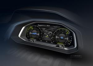 Foto Detalles (4) Volkswagen T-roc Prototipo 2014