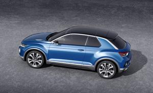 Foto Exteriores (4) Volkswagen T-roc Prototipo 2014
