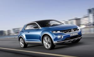 Foto Exteriores (6) Volkswagen T-roc Prototipo 2014