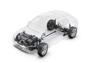 Foto Tecnicas Volkswagen T-roc Prototipo 2014
