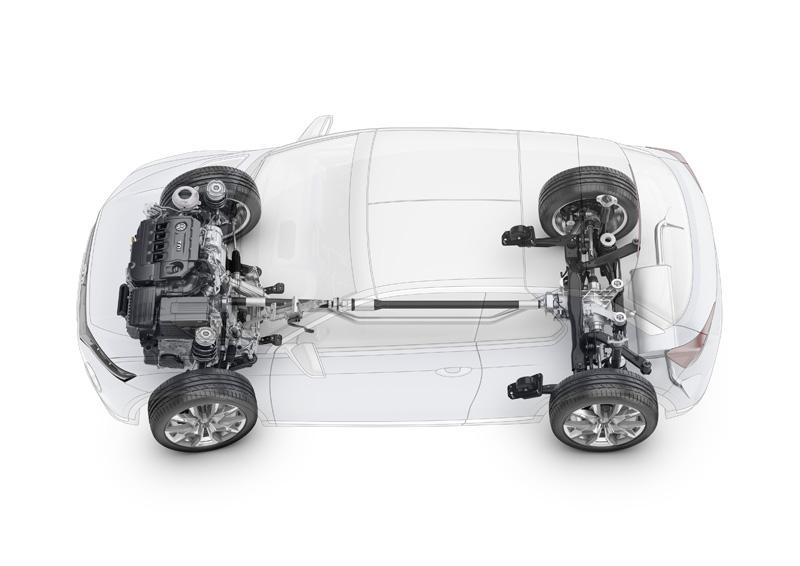 Foto Tecnicas Volkswagen T Roc Prototipo 2014