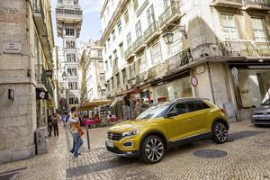 Foto Exteriores (22) Volkswagen T-roc Suv Todocamino 2017