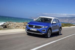 Foto Exteriores (23) Volkswagen T-roc Suv Todocamino 2017
