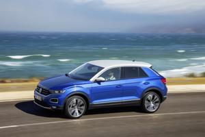 Foto Exteriores (30) Volkswagen T-roc Suv Todocamino 2017