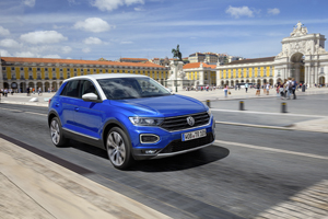 Foto Exteriores (31) Volkswagen T-roc Suv Todocamino 2017