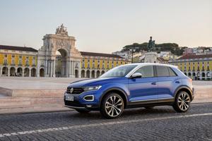 Foto Exteriores (32) Volkswagen T-roc Suv Todocamino 2017