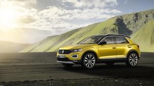 Foto Exteriores 2 Volkswagen T-roc Suv Todocamino 2017