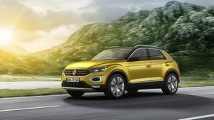 Foto Exteriores 3 Volkswagen T-roc Suv Todocamino 2017