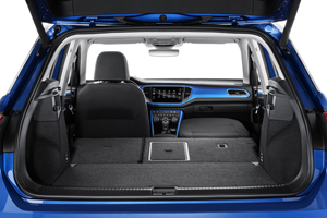 Foto Interiores (5) Volkswagen T-roc Suv Todocamino 2017