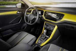 Foto Salpicadero Volkswagen T-roc Suv Todocamino 2017