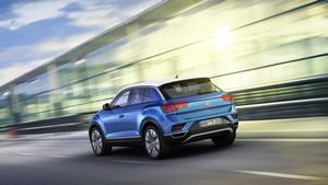 Foto Trasera Volkswagen T-roc Suv Todocamino 2017