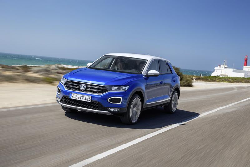 Foto Exteriores Volkswagen T Roc Suv Todocamino 2017