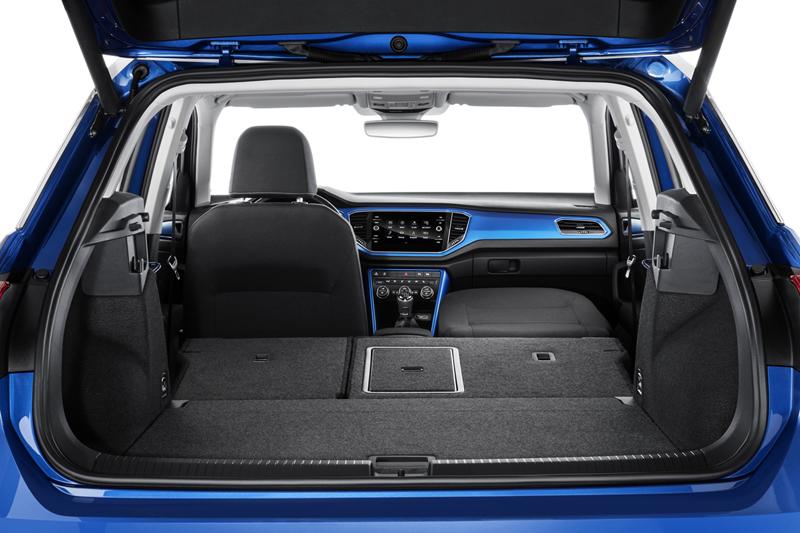 Foto Interiores Volkswagen T Roc Suv Todocamino 2017