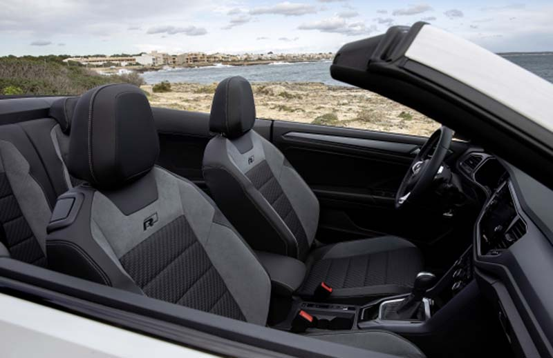 Foto Interiores Volkswagen T Roc Cabrio Suv Todocamino 2020