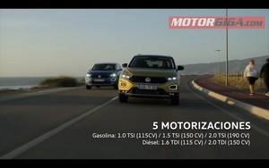 Foto Exteriores 3 Volkswagen T-roc-prueba Suv Todocamino 2018
