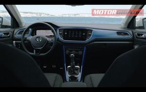 Foto Salpicadero Volkswagen T-roc-prueba Suv Todocamino 2018