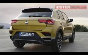 Foto Trasera Volkswagen T-roc-prueba Suv Todocamino 2018