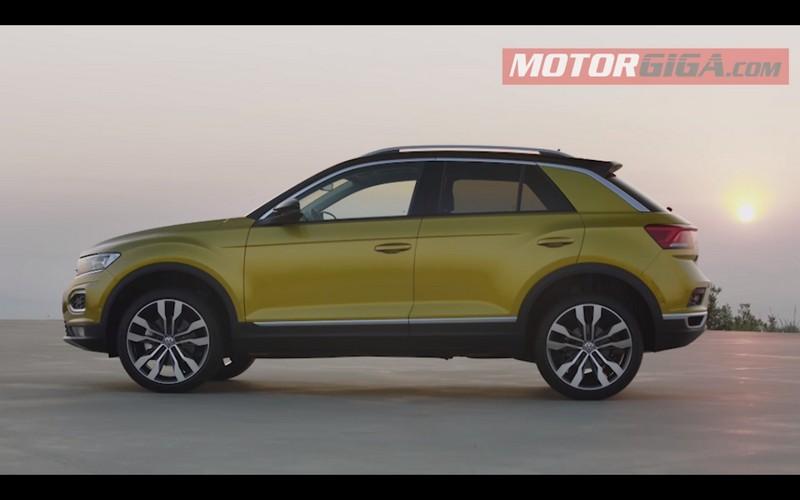 Foto Exteriores Volkswagen T Roc Prueba Suv Todocamino 2018