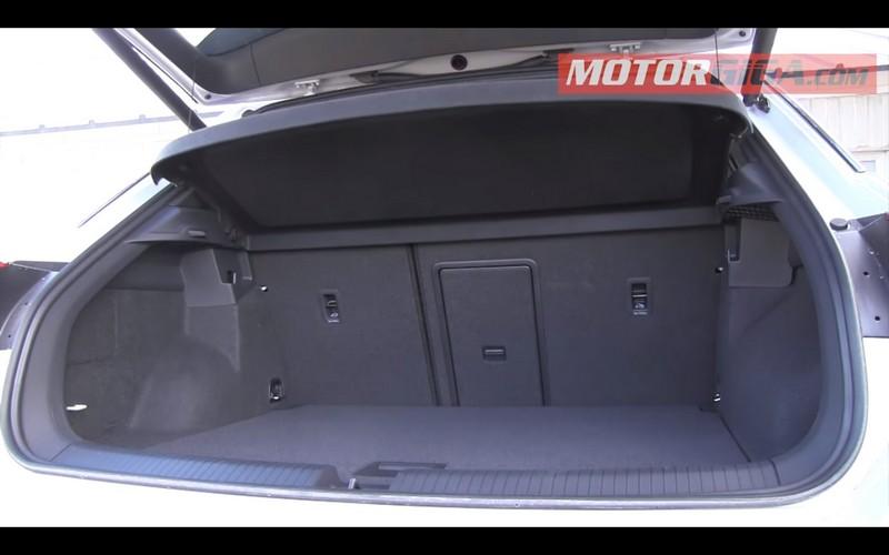 Foto Interiores Volkswagen T Roc Prueba Suv Todocamino 2018