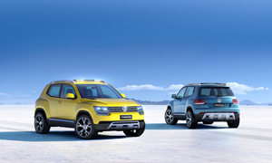 Foto Exteriores (3) Volkswagen Taigun Suv Todocamino 2012