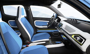 Foto Interiores (4) Volkswagen Taigun Suv Todocamino 2012