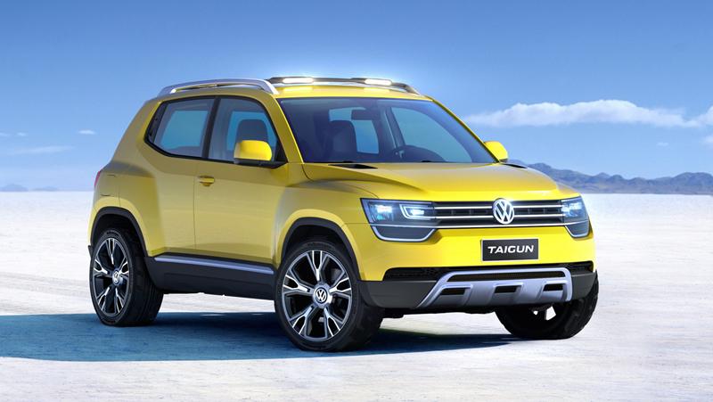 Foto Exteriores Volkswagen Taigun Suv Todocamino 2012