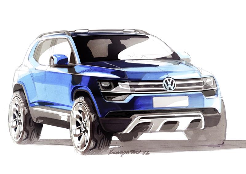 Foto Tecnicas Volkswagen Taigun Suv Todocamino 2012