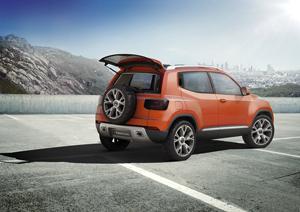 Foto Exteriores (1) Volkswagen Taigun Suv Todocamino 2014