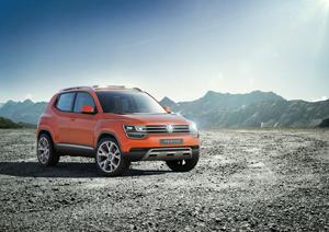 Foto Perfil Volkswagen Taigun Suv Todocamino 2014