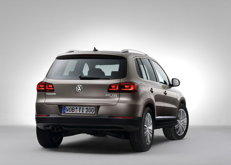 Foto Exteriores Volkswagen Tiguan Suv Todocamino 2012