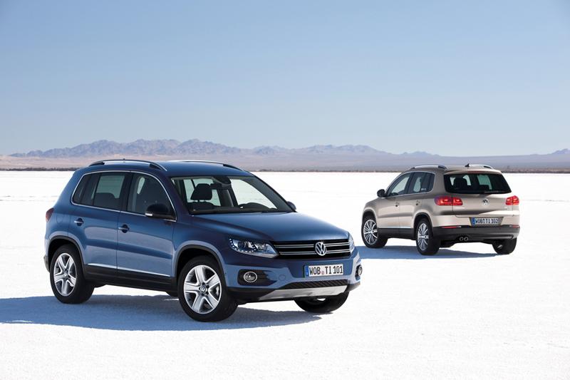 Volkswagen Novedades Gama 2012