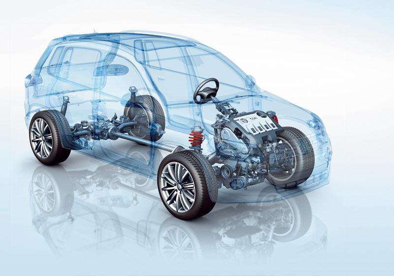 Foto Tecnicas Volkswagen Tiguan Suv Todocamino 2012