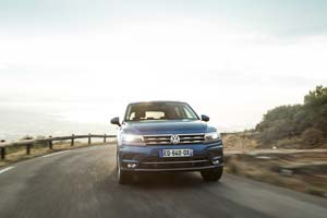 Foto Exteriores (1) Volkswagen Tiguan-allspace Suv Todocamino 2017