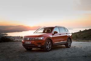 Foto Exteriores (31) Volkswagen Tiguan-allspace Suv Todocamino 2017