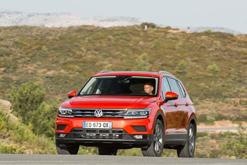 Foto Exteriores Volkswagen Tiguan Allspace Suv Todocamino 2017