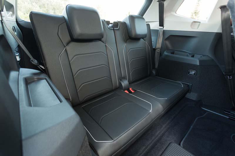 Foto Interiores Volkswagen Tiguan Allspace Suv Todocamino 2017