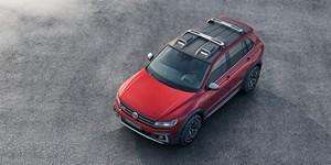 Foto Exteriores 1 Volkswagen Tiguan-gte-active-concept Concept 2016
