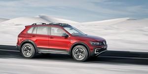 Foto Exteriores 2 Volkswagen Tiguan-gte-active-concept Concept 2016