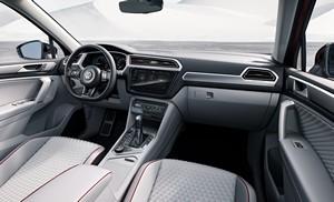 Foto Salpicadero Volkswagen Tiguan-gte-active-concept Concept 2016