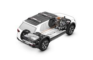 Foto Tecnicas 1 Volkswagen Tiguan-gte-active-concept Concept 2016