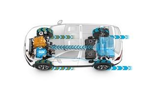 Foto Tecnicas 2 Volkswagen Tiguan-gte-active-concept Concept 2016