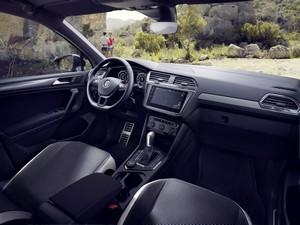 Foto Salpicadero Volkswagen Tiguan-offroad Suv Todocamino 2018