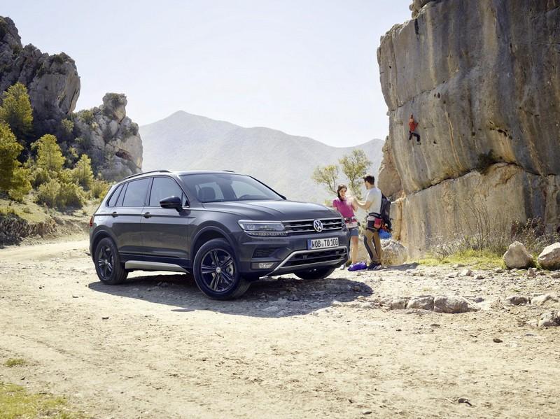 Foto Exteriores Volkswagen Tiguan Offroad Suv Todocamino 2018
