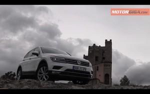 Foto Delantera Volkswagen Tiguan-prueba Suv Todocamino 2016